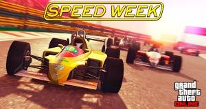Тиждень швидкості в GTA Online: подвійні виплати за гонки на болідах