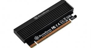 Багатофункціональний адаптер із алюмінієвим радіатором - SilverStone SST-ECM23