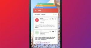 Как Chrome, HTML5 и многозадачность могут изменить Android