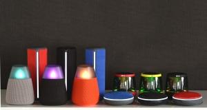 Новые Bluetooth-колонки LG: PH1, PH2, PH3 и PH4