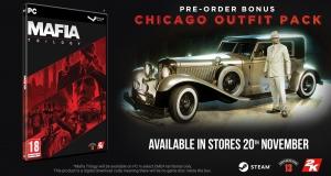 Mafia: Trilogy на ПК відтепер доступна у цифровому вигляді у деяких роздрібних магазинах!