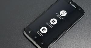 Новые Lenovo S660 и A859. Цены на смартфоны