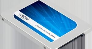 Компания Crucial анонсировала новую серию твердотельных накопителей BX200
