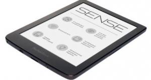 Новый PocketBook Sense в Украине