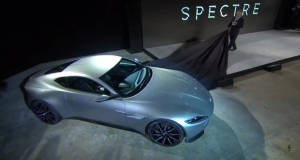 Aston Martin представила новый cуперкар Бонда DB10