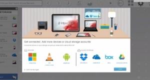 Приложение Lenovo REACHit - решение для хранения данных все-в-одном доступе