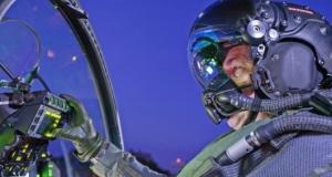 BAE Systems представила инновационный шлем дополненной реальности для военных летчиков