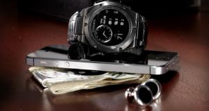MB Chronowing от HP - элегантные часы с намеком на смарт