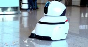Роботи LG оселяться у аеропорту Кореї
