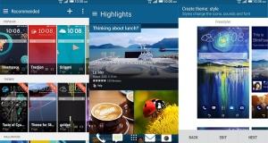 HTC объединяет BlinkFeed и другие функции в виджете Sense Home