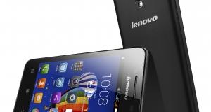 На украинский рынок поступил новый музыкальный смартфон Lenovo А319