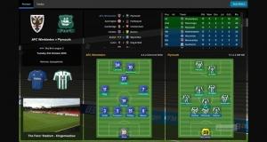 Football Manager Classic выходит для планшетов на iOS и Android