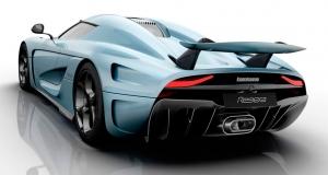 Koenigsegg Regera – убийца Bugatti
