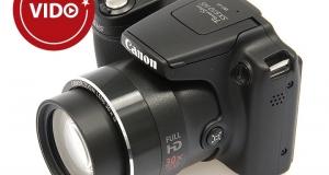 Обзор фотоаппарата Canon PowerShot SX510 HS: меткий зум