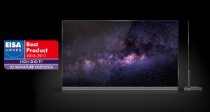OLED-телевізори LG знову отримали нагороди EISA