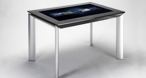 Сенсорный стол Surface на CES 2011