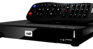 Большие возможности с медиаплеером WD TV Live Hub.