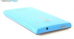 Видеообзор Huawei Ascend W1