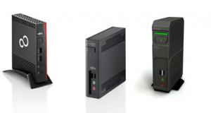 Высокоуровневые технологии визуализации и технология VDI в терминалах Fujitsu Smart Zero Client