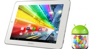Четырехъядерные планшеты от Archos
