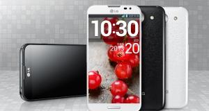 Первый смартфон с Full HD разрешением – LG Optimus G Pro
