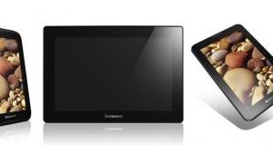 Новые планшеты от Lenovo будут оснащены четырехъядерными процессорами