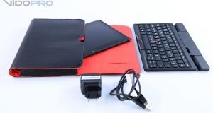 Видеообзор Lenovo ThinkPad Tablet 2: новый планшет для бизнеса