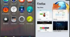 В 2014 году Sony выпустит смартфон под управлением Firefox