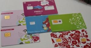 Бумажные Nano SIM-карты позаботятся об окружающей среде