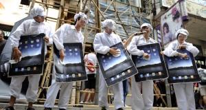 Пострадал ли Apple от самоволки сотрудников Foxconn?