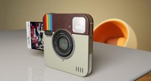 Polaroid готовятся представить камеру Socialmatic