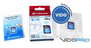Transcend Wi-Fi SD Card: поделись фото «по воздуху»