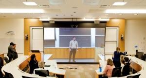 Завтра начинается здесь: Cisco и Уортонская школа бизнеса создали модель учебной аудитории будущего