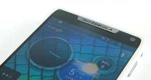 Motorola X от Google будет работать под управлением Key Lime Pie