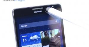 Видеообзор Huawei Ascend Mate: 6-дюймовый смартфон и планшет на базе ОС Android