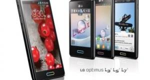 LG заняла третью позицию в рейтинге производителей смартфонов