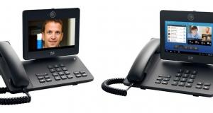 Корпоративный телефон Cisco DX650