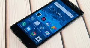 Огляд смартфона TP-Link Neffos X1