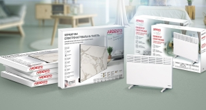 Електричні конвектори Ardesto – швидкий та безпечний обігрів