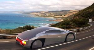 Солнечный электро-спорткар Immortus может ехать бесконечно