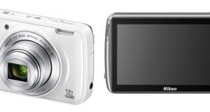 Nikon Coolpix S810c - вторая попытка создания компактного Android-фотоаппарата