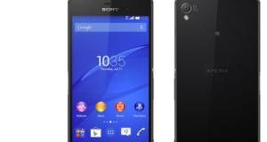 Sony подтвердила выход версии Xperia Z3 на 32 ГБ