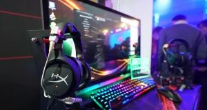 HyperX на СЕЕ Games 2019 представив новинки для справжніх кіберспортсменів
