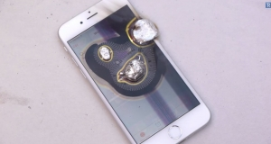 Что сделает с iPhone 6 расплавленный алюминий?