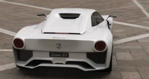 Первый итальянский гибридный суперкар создаст неизвестная компания Tecnicar