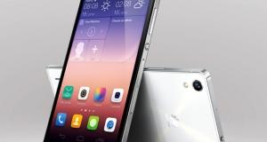 Новый смартфон Huawei Ascend P7 оснастят сапфировым дисплеем