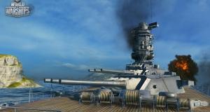 В открытый бета-тест World of Warships с уникальной техникой? Легко