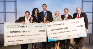 Победитель XPRIZE получает $1,5млн. на улучшение океана. Победа за морем