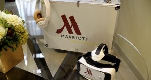 Marriott - новая гарнитура виртуальной реальности