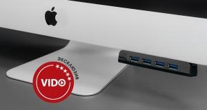 Обзор USB-Hub для iMac Ozaki O!macworm Huback: доступность прежде всего!